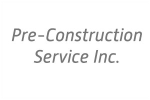 Pre-Construction Service Inc.